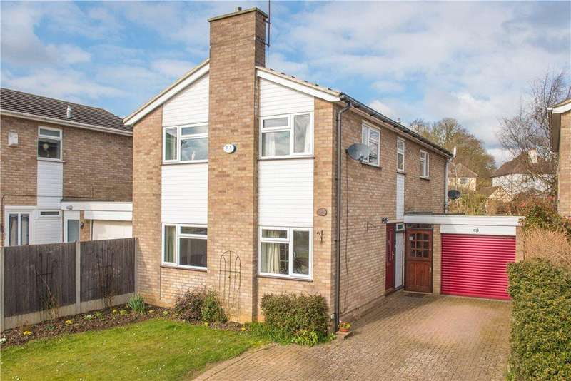 4 Bedrooms Detached House for sale in Neville Crescent, Bromham, Bedford, Bedfordshire