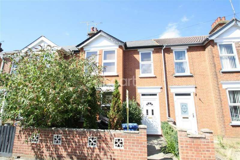 3 Bedrooms Terraced House for rent in Powling Road, Ipswich