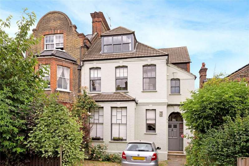 5 Bedrooms Semi Detached House for sale in Killieser Avenue, Telford Park, Streatham, London, SW2