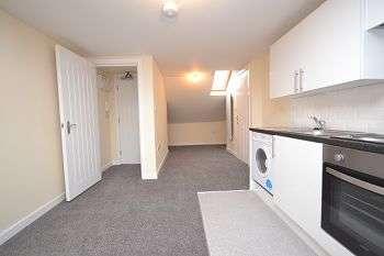 1 Bedroom Studio Flat for rent in Bridgeman Terrace, Wigan, WN1 1SX