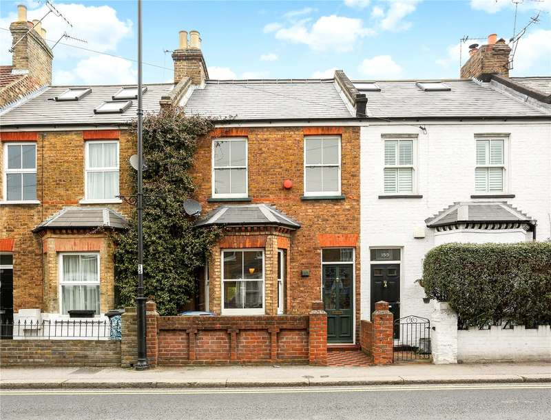 3 Bedrooms Terraced House for sale in Arthur Road, Windsor, Berkshire, SL4