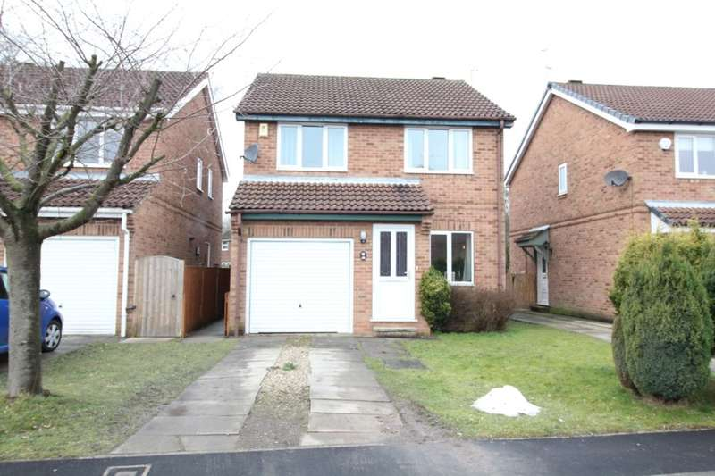 3 Bedrooms Detached House for sale in Pheasant Drive, York, YO24