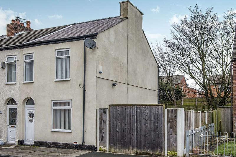2 Bedrooms Property for sale in Cross Street, Prescot, L34