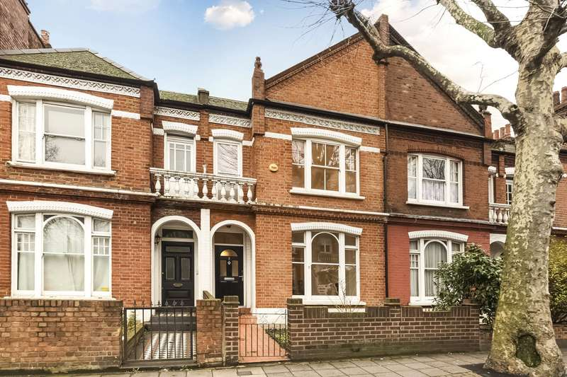 5 Bedrooms Terraced House for sale in Wandsworth Bridge Road, London, SW6