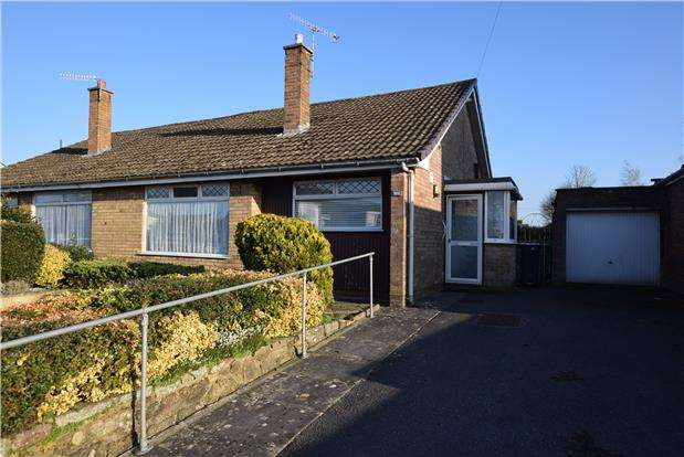 2 Bedrooms Semi Detached Bungalow for sale in East Dundry Road, BRISTOL, BS14 0LP