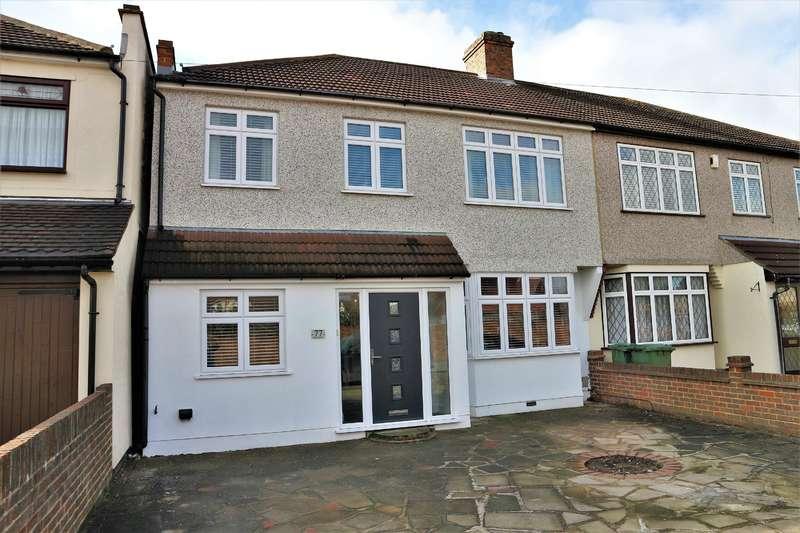 4 Bedrooms Semi Detached House for sale in Dunwich Road, Bexleyheath, Kent, DA7 5EN