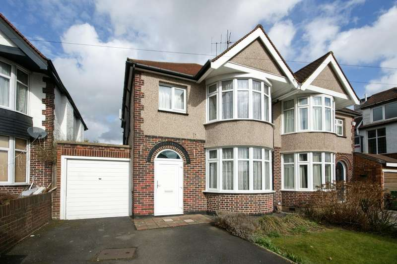 3 Bedrooms Semi Detached House for sale in Village Way, Pinner