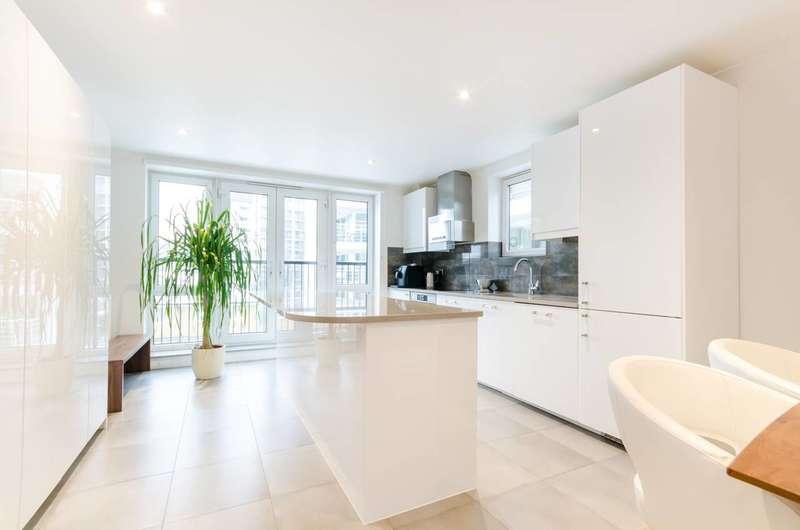 2 Bedrooms Flat for sale in Keswick Road, East Putney, SW15