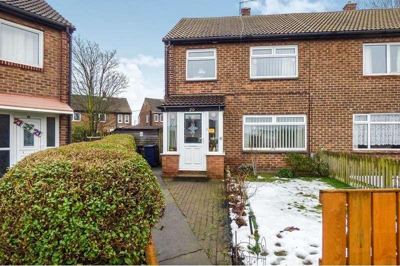 3 Bedrooms Property for sale in Chestnut Close, Jarrow, Jarrow, Tyne and Wear, NE32 4QE