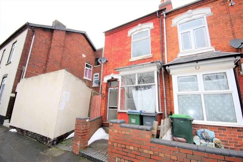 3 Bedrooms Terraced House for sale in Unett Street, Smethwick, B66