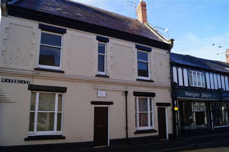 3 Bedrooms Apartment Flat for rent in Watergate Street, Whitchurch, SY13