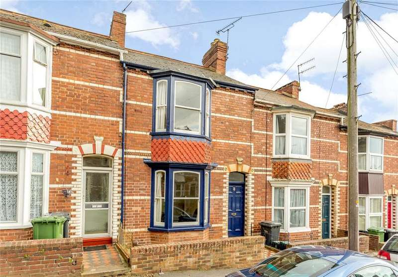 2 Bedrooms House for sale in St. Leonards Avenue, Exeter, Devon, EX2