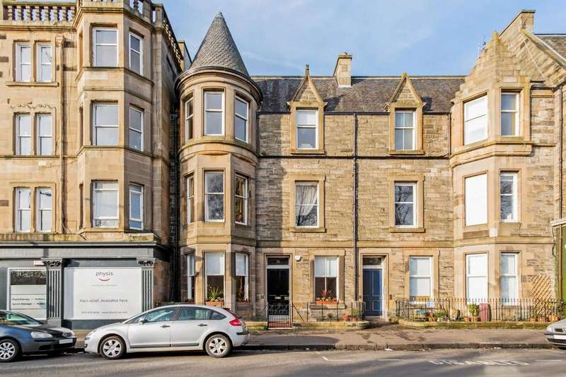 3 Bedrooms Flat for sale in 22 Craighall Road, Trinity, Edinburgh, EH6 4SA