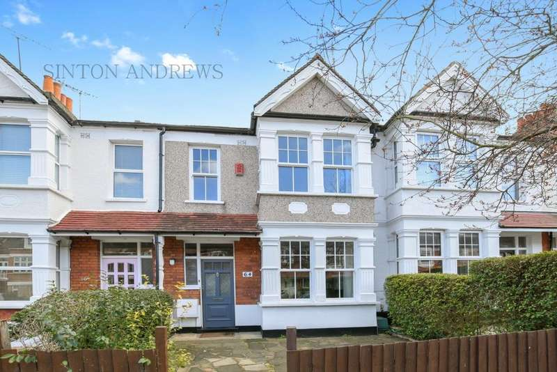 3 Bedrooms Semi Detached House for sale in Curzon Road, Ealing, W5