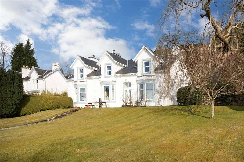 5 Bedrooms Detached House for sale in Strone, Dunoon, Argyll and Bute