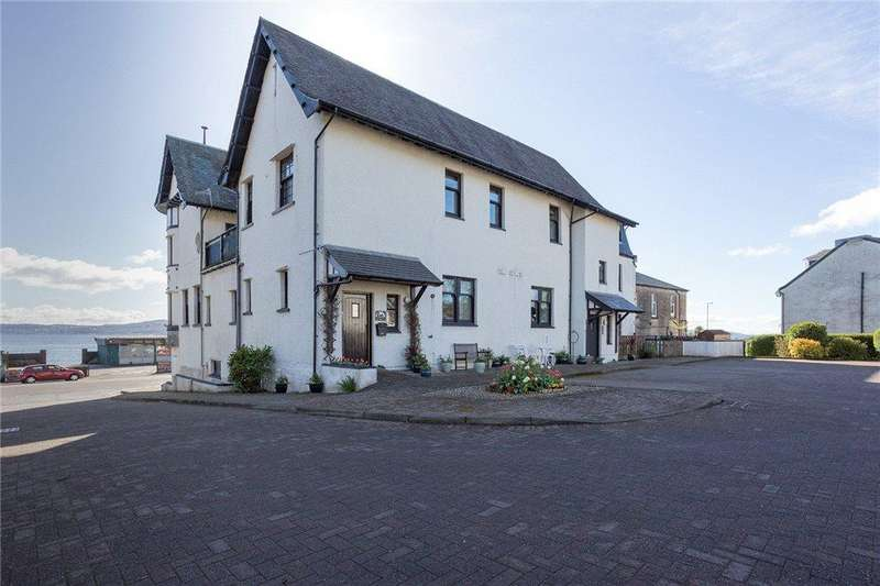 2 Bedrooms Apartment Flat for sale in Queens View, Kirn, Dunoon, Argyll and Bute