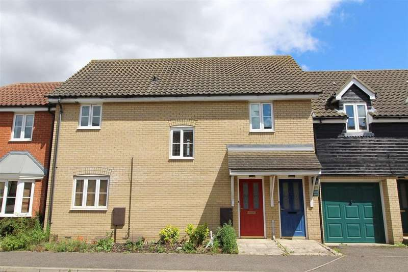 2 Bedrooms Apartment Flat for sale in Blackbird Drive, Bury St. Edmunds