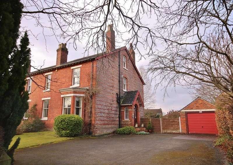 5 Bedrooms Semi Detached House for sale in Nursery Lane, Wilmslow