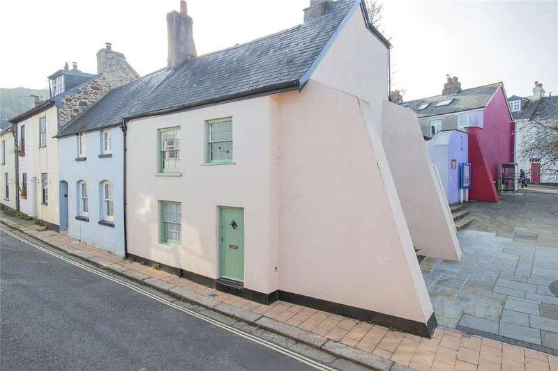 3 Bedrooms End Of Terrace House for sale in Leechwell Street, Totnes, TQ9