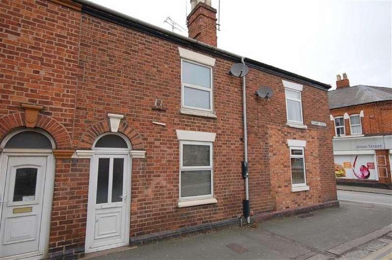 2 Bedrooms Terraced House for sale in Stewart Street, Crewe