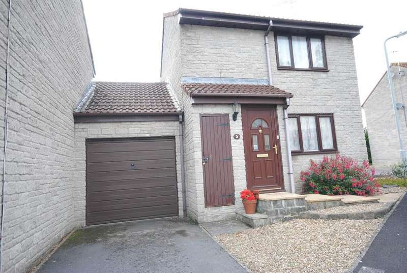 2 Bedrooms Link Detached House for sale in Cheddar Fields, Cheddar