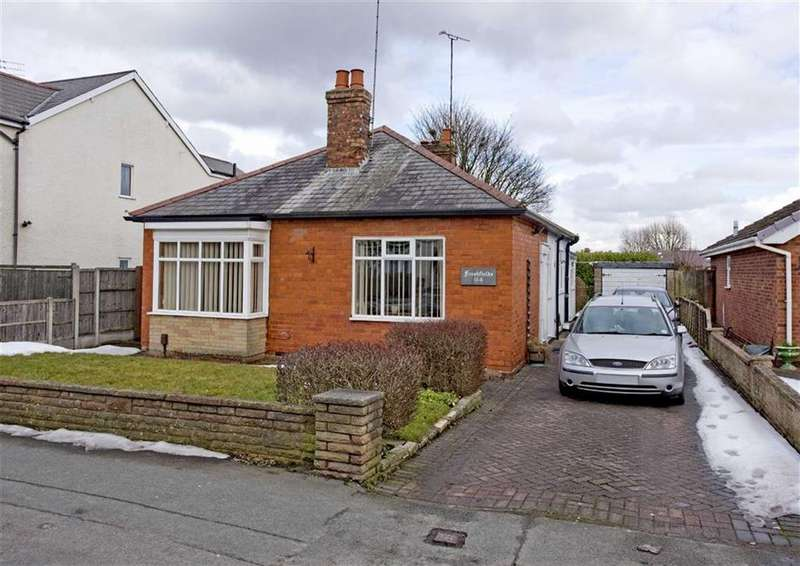 2 Bedrooms Detached Bungalow for sale in 114, Birches Barn Road, Bradmore, Wolverhampton, WV3