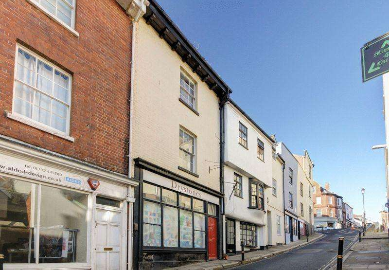 3 Bedrooms Terraced House for sale in West Street, Exeter