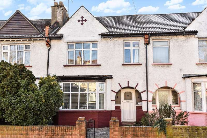 3 Bedrooms House for sale in Montpelier Road, London, N3
