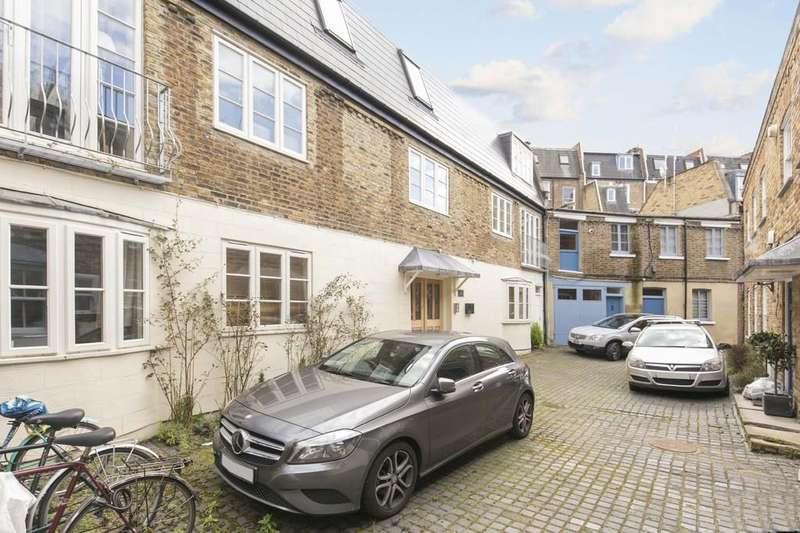 6 Bedrooms Semi Detached House for sale in Hazlitt Mews, West Kensington