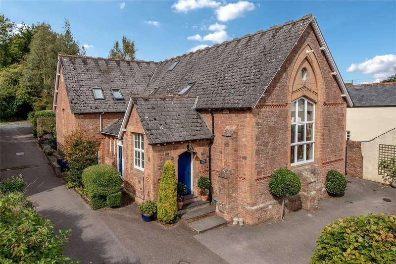 4 Bedrooms Detached House for sale in Sand Street, Milverton, Taunton, Somerset