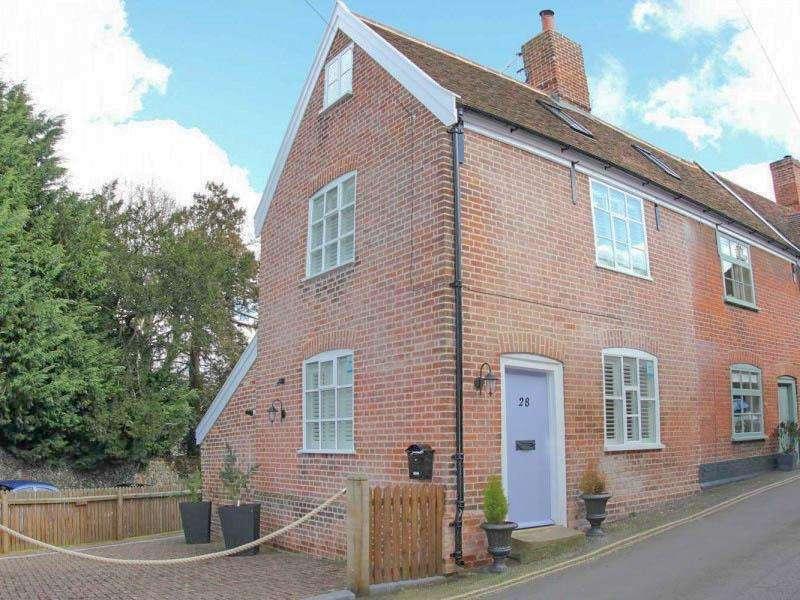 2 Bedrooms Cottage House for rent in Angel Lane, Woodbridge