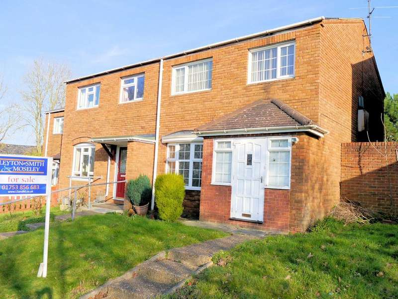 3 Bedrooms End Of Terrace House for sale in Foster Avenue, Windsor SL4