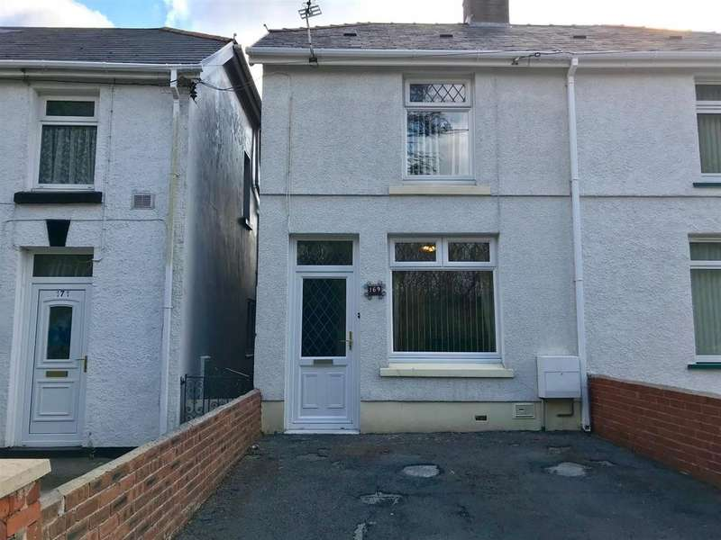 2 Bedrooms Semi Detached House for sale in Tycroes Road, Tycroes, Ammanford