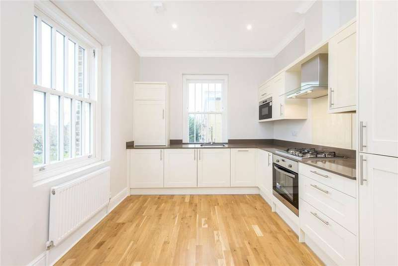 2 Bedrooms Flat for sale in St Bernards Hospital, Chevy Road, Uxbridge Road, Southall, UB1