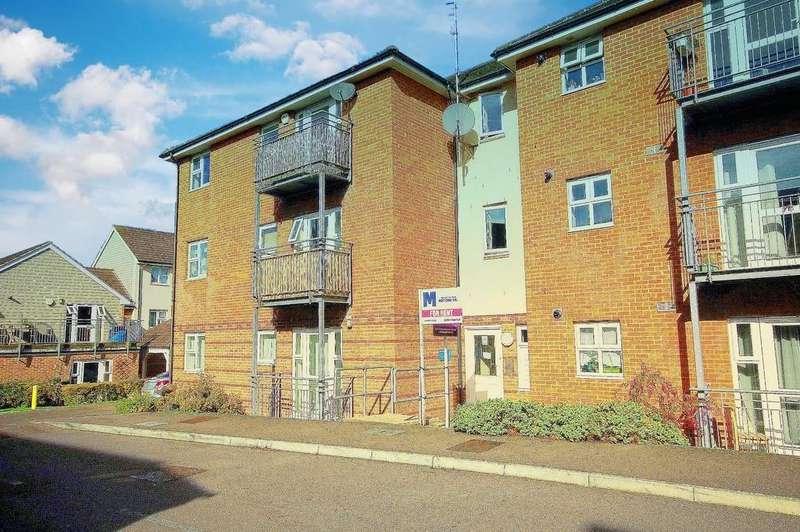 2 Bedrooms Apartment Flat for sale in Miller Way, Stevenage