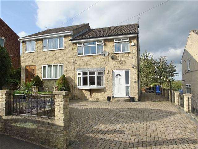 3 Bedrooms Semi Detached House for sale in Tansley Drive, Wincobank, Sheffield, S9 1LH
