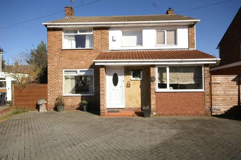 3 Bedrooms Detached House for rent in Moorfield Gardens, Cleadon