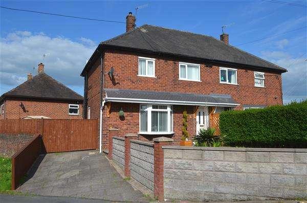3 Bedrooms Semi Detached House for rent in Trowbridge Crescent, Bentilee, Stoke-On-Trent