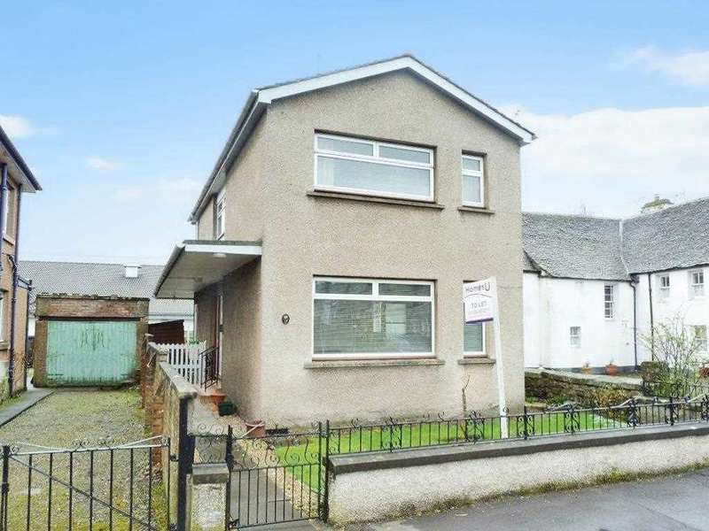 2 Bedrooms Detached House for rent in Williamfield Ave, Stirling