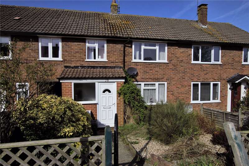 3 Bedrooms Terraced House for sale in Omers Rise, Burghfield Common, Reading, Berkshire, RG7