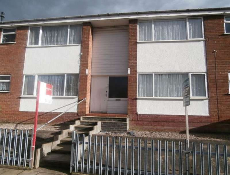 2 Bedrooms Flat for rent in Westonfields Drive, Stoke-On-Trent, ST3