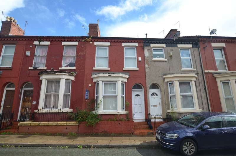 3 Bedrooms Terraced House for sale in Bradfield Street, Liverpool, Merseyside, L7