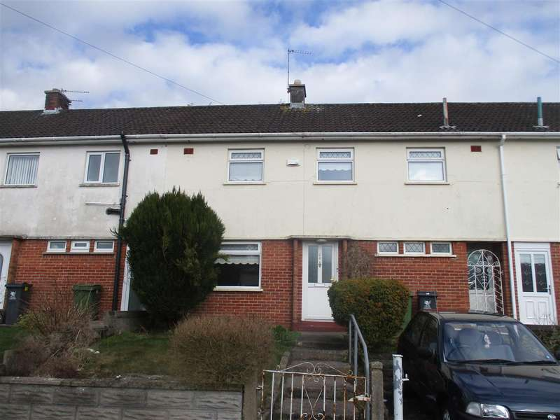3 Bedrooms Terraced House for sale in Ferrier Avenue, Fairwater, Cardiff