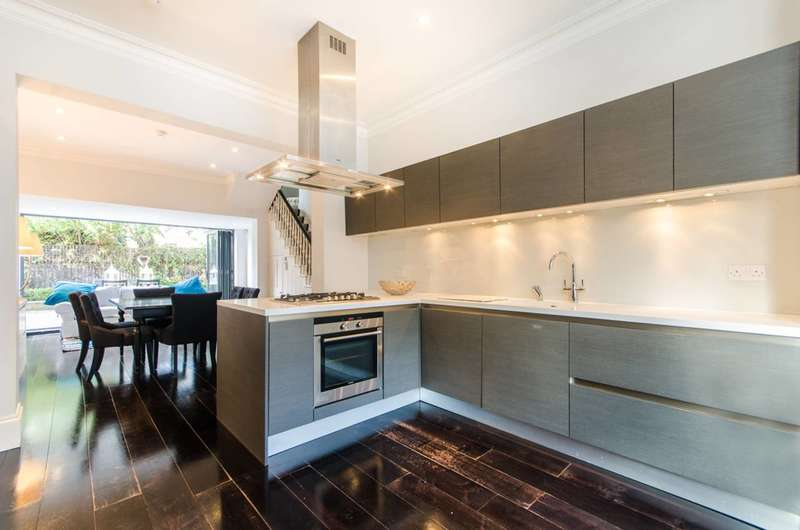 5 Bedrooms Semi Detached House for rent in Berens Road, Kensal Rise, NW10