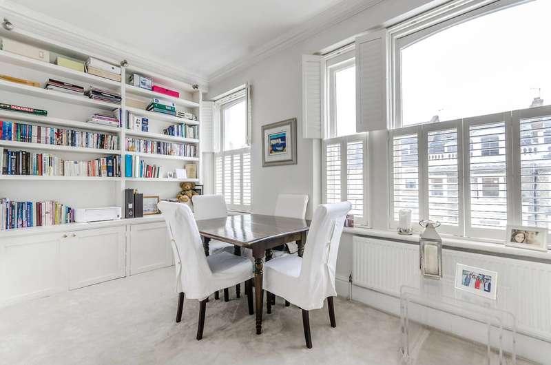 1 Bedroom Flat for sale in Coleherne Road, Chelsea, SW10