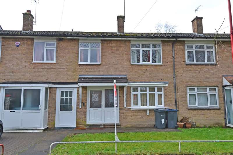 3 Bedrooms Terraced House for sale in Toll House Road, Rednal, Birmingham, B45