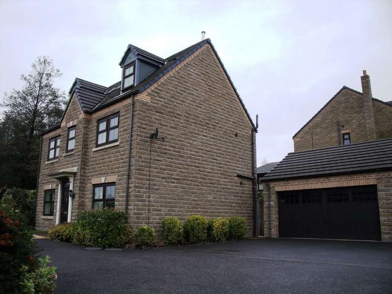 5 Bedrooms Detached House for rent in St Peters Heights, Edlington DN12