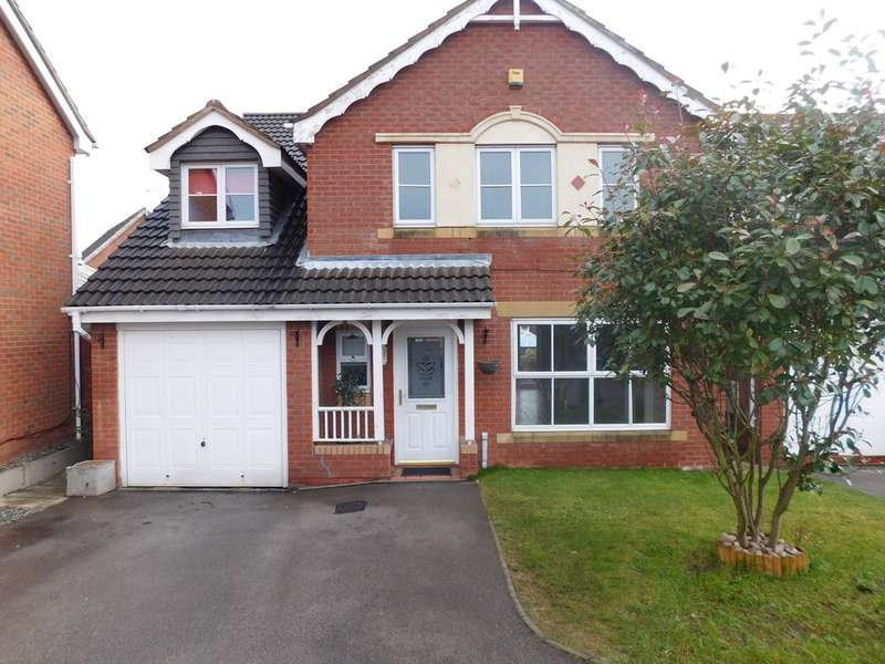 5 Bedrooms Detached House for sale in Hilcote Drive, Kings Clipstone NG21