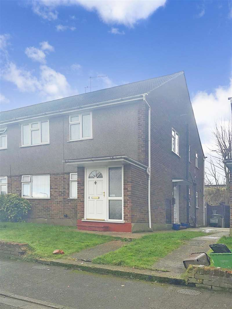 2 Bedrooms Maisonette Flat for sale in Ely Close, , Erith, Kent