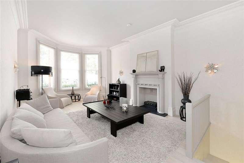 3 Bedrooms Maisonette Flat for sale in Egerton Gardens, London, SW3